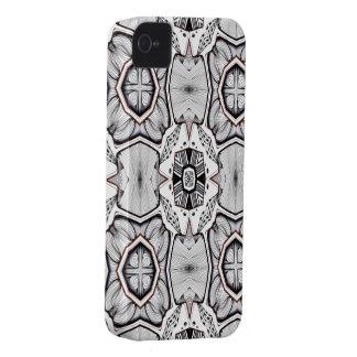 Ancient Cross iPhone 4 Case-Mate Case