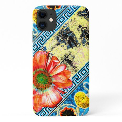 Ancient Dance iPhone 11 Case
