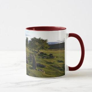 Ancient Dartmoor Settlement mug