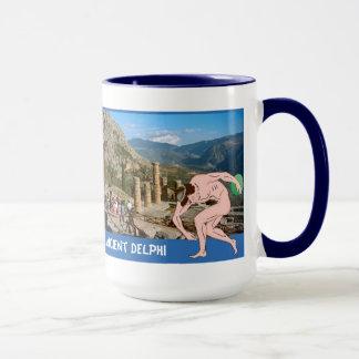 Ancient Delphi Mug