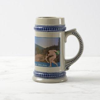 Ancient Delphi, the stadion Coffee Mug