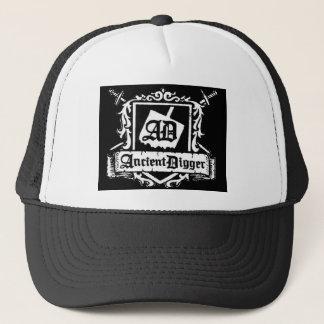 Ancient Digger New Logo2 Trucker Hat
