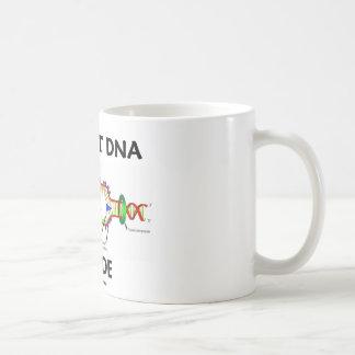 Ancient DNA Inside (DNA Replication Humor) Coffee Mug