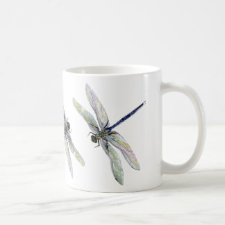 Ancient Dragonfly Cup Mug