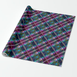 Ancient Egg Pattern Gift Wrap