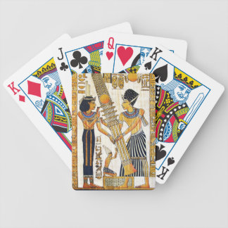 Ancient Egypt 1 Bicycle Playing Cards