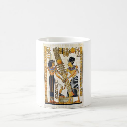 Ancient Egypt 1 Classic White Coffee Mug