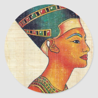 Ancient Egypt 2 Classic Round Sticker