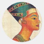 Ancient Egypt 2 Round Stickers
