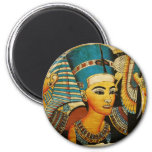 Ancient Egypt 3 2 Inch Round Magnet