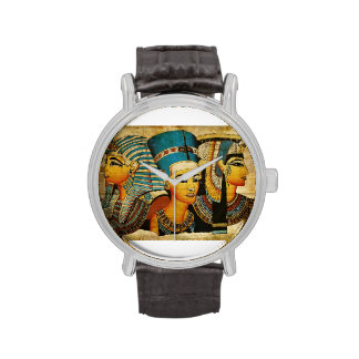 Ancient Egypt 3 Alternative Wristwatches