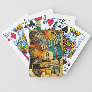 Ancient Egypt 3 Bicycle Playing Cards
