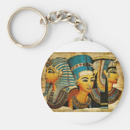 Ancient Egypt 3 Key Chain