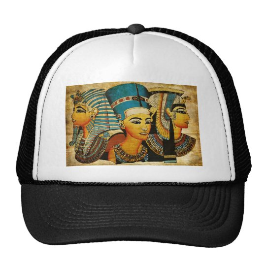 Ancient Egypt 3 Trucker Hat