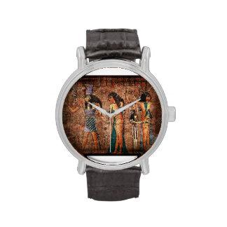 Ancient Egypt 4 Alternative Wrist Watches