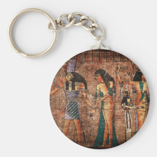 Ancient Egypt 4 Keychain