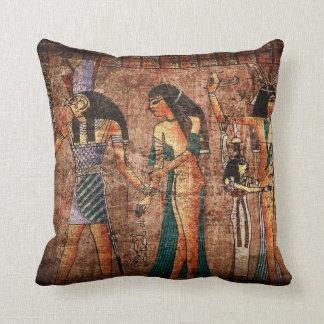 Ancient Egypt 4 Throw Pillow