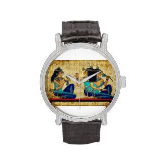 Ancient Egypt 6 Alternative Wrist Watches