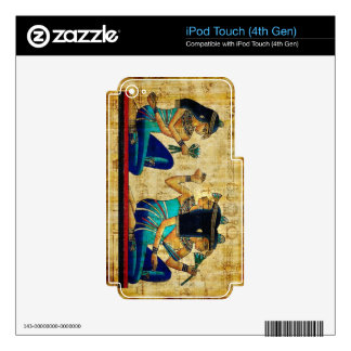 Ancient Egypt 6 Skin For iPod Touch 4G