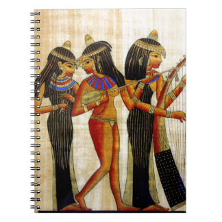 Ancient Egypt 7 Spiral Note Book