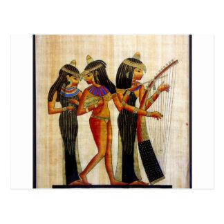 Ancient Egypt 7 Postcard
