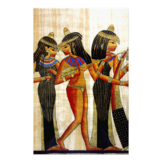 Ancient Egypt 7 Stationery