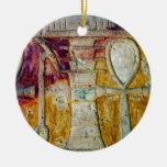 Ancient Egypt Art: Hieroglyphics Ornament