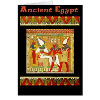 Ancient Egypt Blank Card