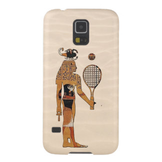 Ancient Egypt Gods Tennis Funny Samsung S5 Case