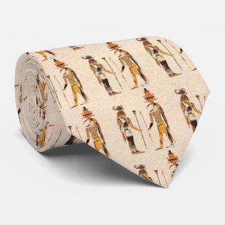 Ancient Egypt Gods Tie