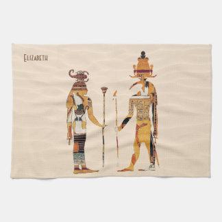 Ancient Egypt Gods Towel
