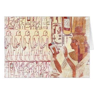 Ancient Egypt smartphones Card