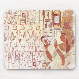 Ancient Egypt smartphones Mouse Pad