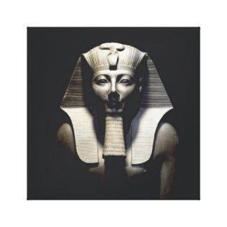 Ancient Egypt the pharaoh Canvas Print