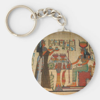 ANCIENT EGYPT WALL MURAL KEYCHAIN