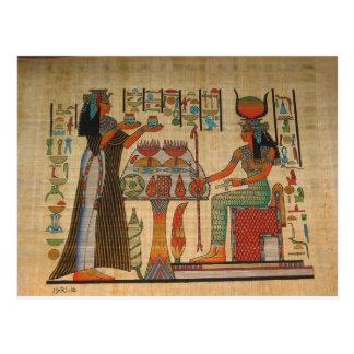 ANCIENT EGYPT WALL MURAL POSTCARD