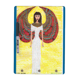 Ancient Egyptian Angel Dry-Erase Board