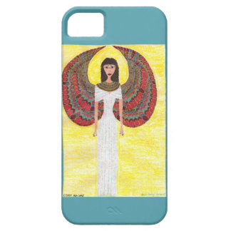 Ancient Egyptian Angel iPhone 5 Case-Mate iPhone SE/5/5s Case
