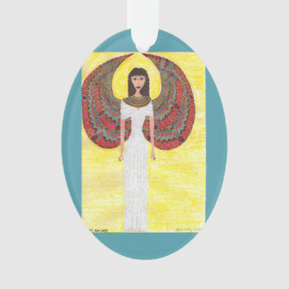 Ancient Egyptian Angel Ornament