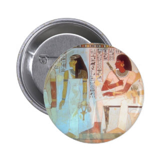 Ancient Egyptian Art 2 Inch Round Button