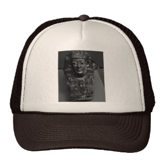Ancient Egyptian Art B+W Trucker Hat