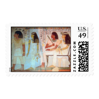 Ancient Egyptian Art Postage
