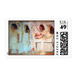 Ancient Egyptian Art Postage Stamps