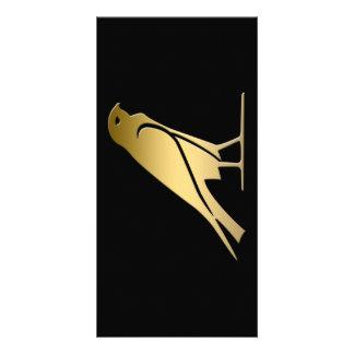 Ancient Egyptian bird – goddess Nekhbet Card