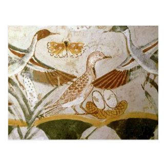Ancient Egyptian Birds Post Card