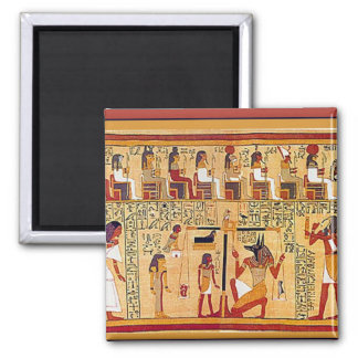 Ancient Egyptian Book of the Dead. Magnet
