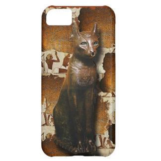 Ancient Egyptian Cat God Bastet iPhone 5C Cases