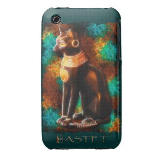 Ancient Egyptian Cat God Bastet II iPhone 3 Case