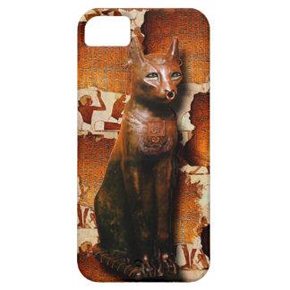 Ancient Egyptian Cat God Bastet iPhone SE/5/5s Case