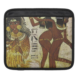 Ancient Egyptian Dancing Girls Sleeve For iPads